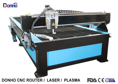 China Startfire Control CNC Plasma Metal Cutting Machine With Hypertherm Plasma Power Supply factory