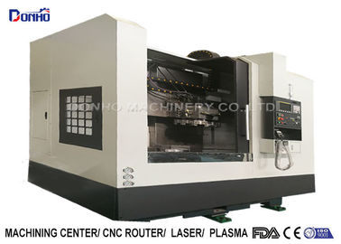 Durable CNC Milling Machine Vertical Machining Center For Processing Plumbing Fittings